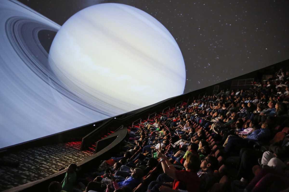 Jennifer Chalsty Planetarium