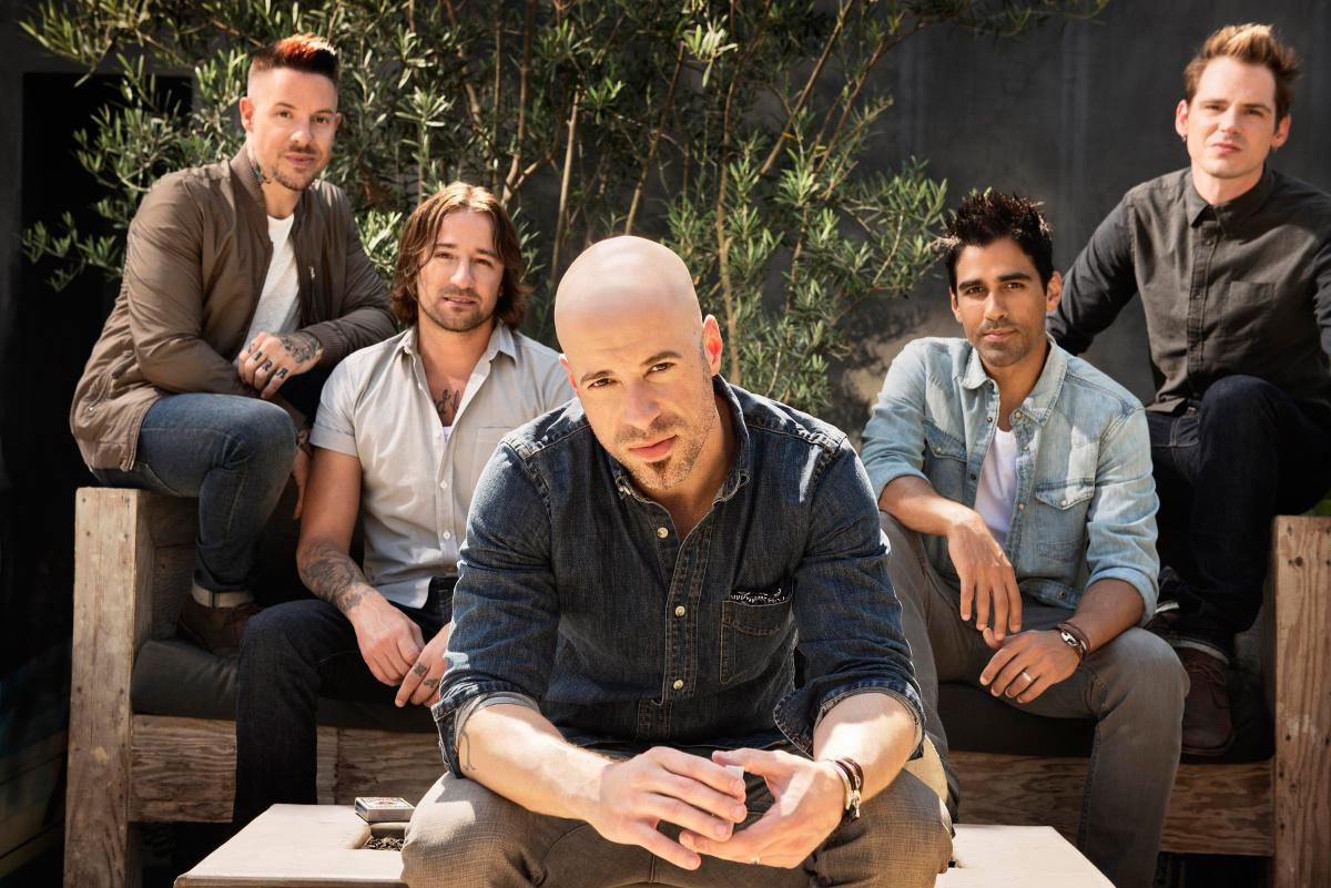 Daughtry with Special Guest Augustana