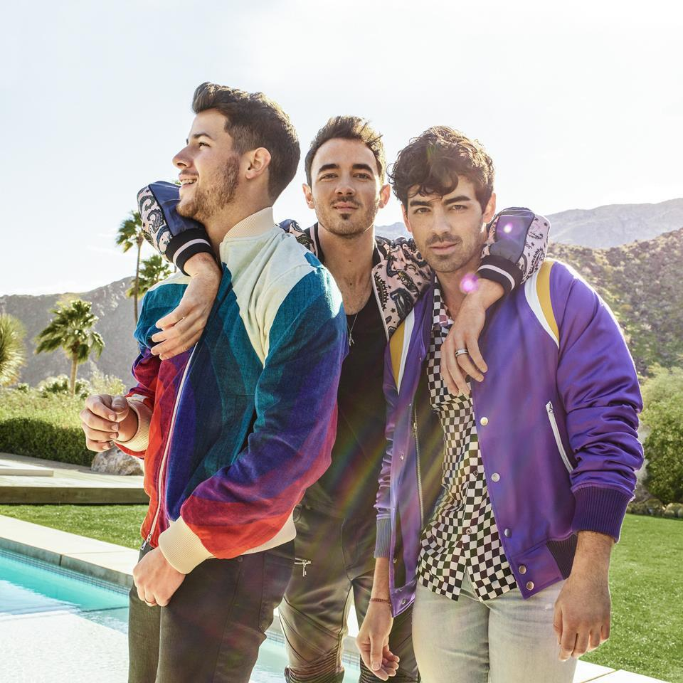 Jonas Brothers: Happiness Begins Tour