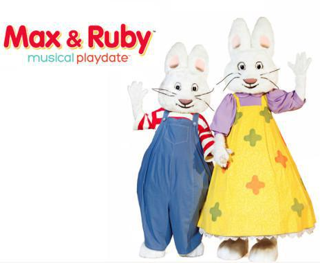 Max & Ruby Musical Playdate