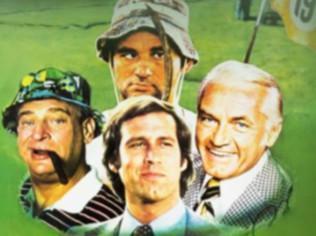 Chevy Chase Presents Caddyshack