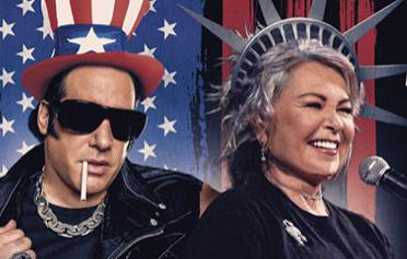 Mr. & Mrs. America: Andrew Dice Clay & Roseanne Barr