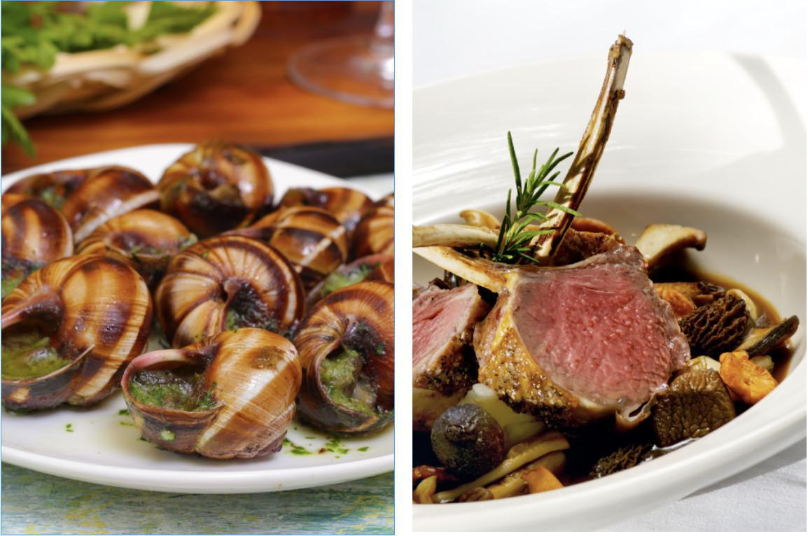 Top French Restaurants in New Jersey