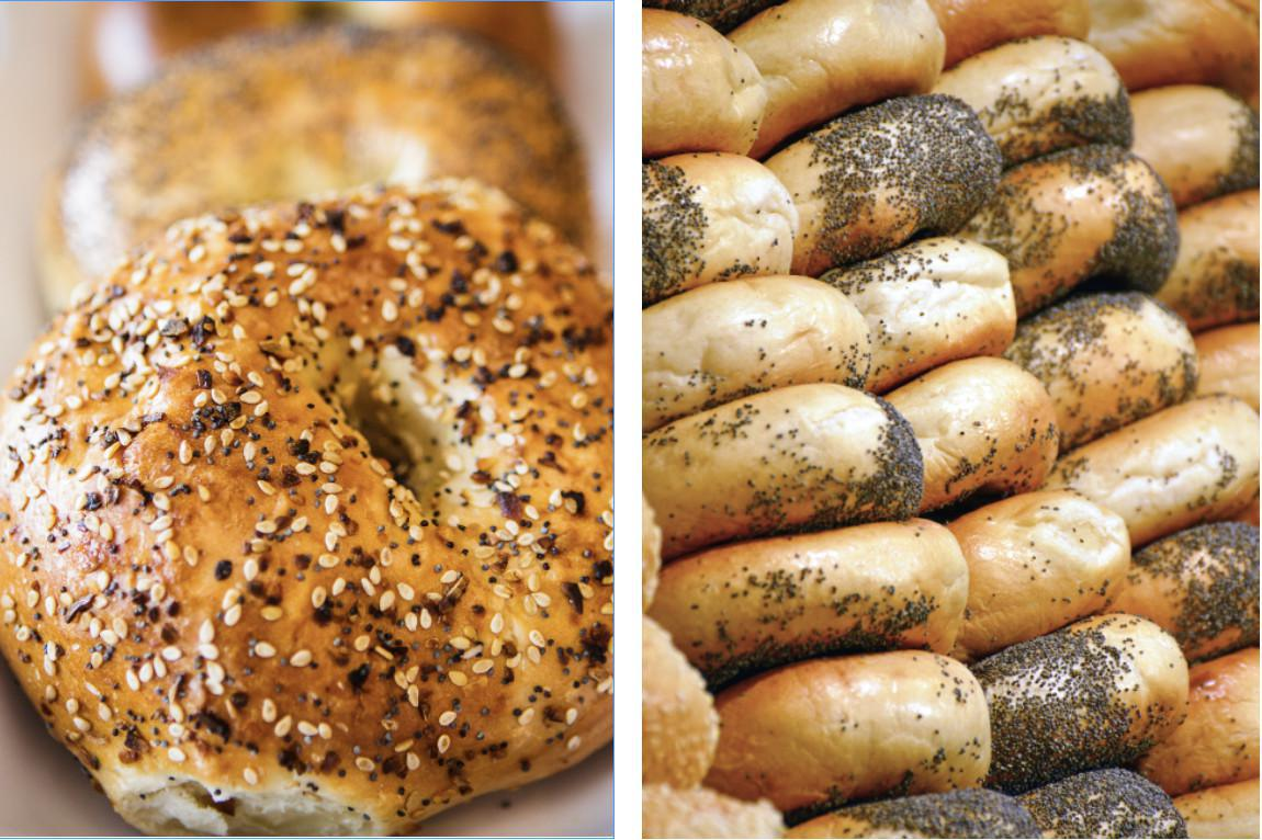 Top Bagel Places in New Jersey