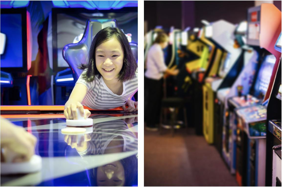 Top Arcades in New Jersey