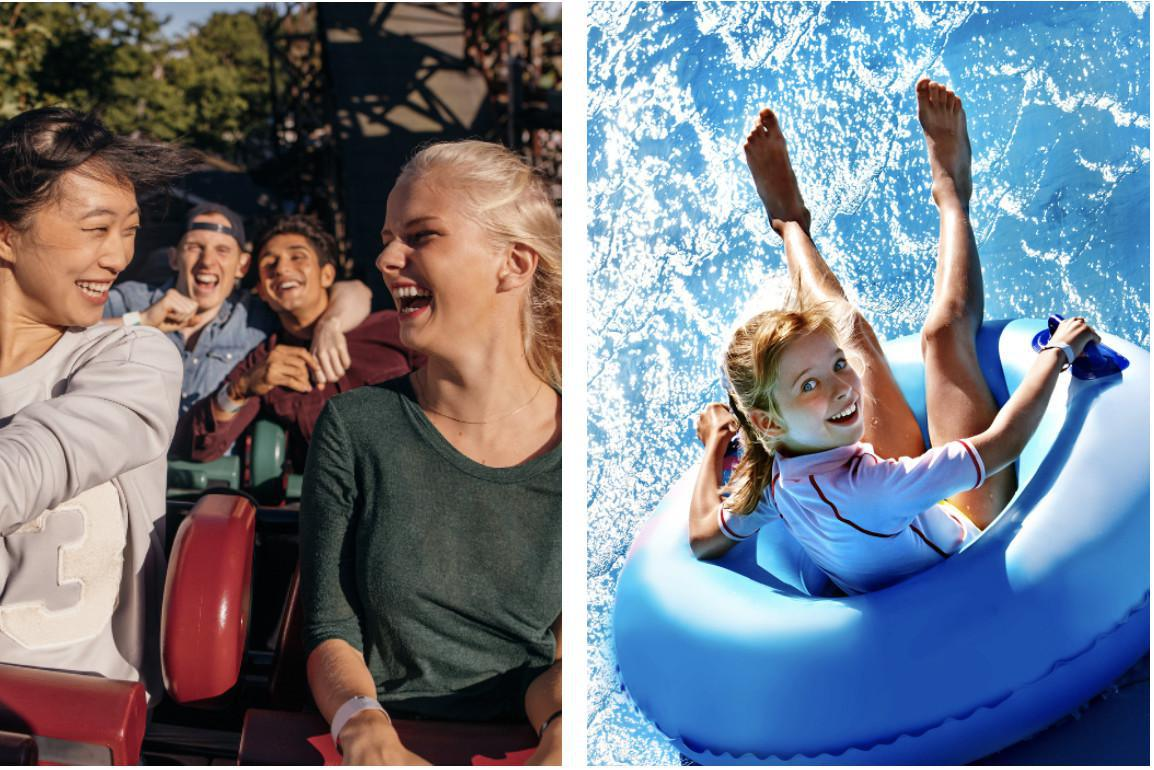 Top Amusement Parks in New Jersey