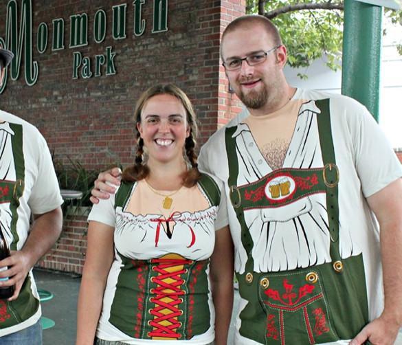 Oktoberfest At The Track