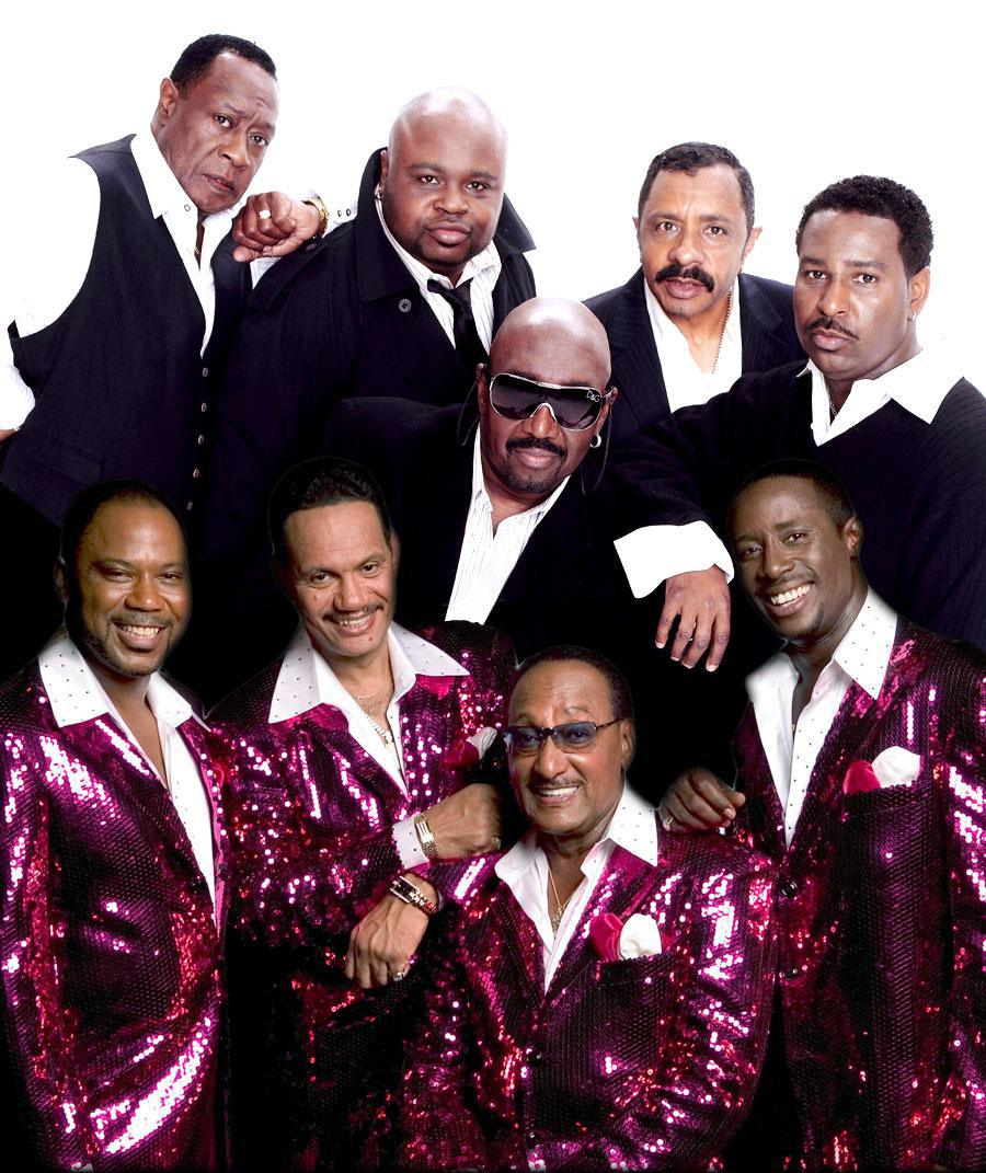Temptations & The Four Tops