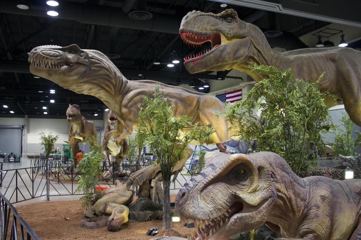 Jurassic Quest