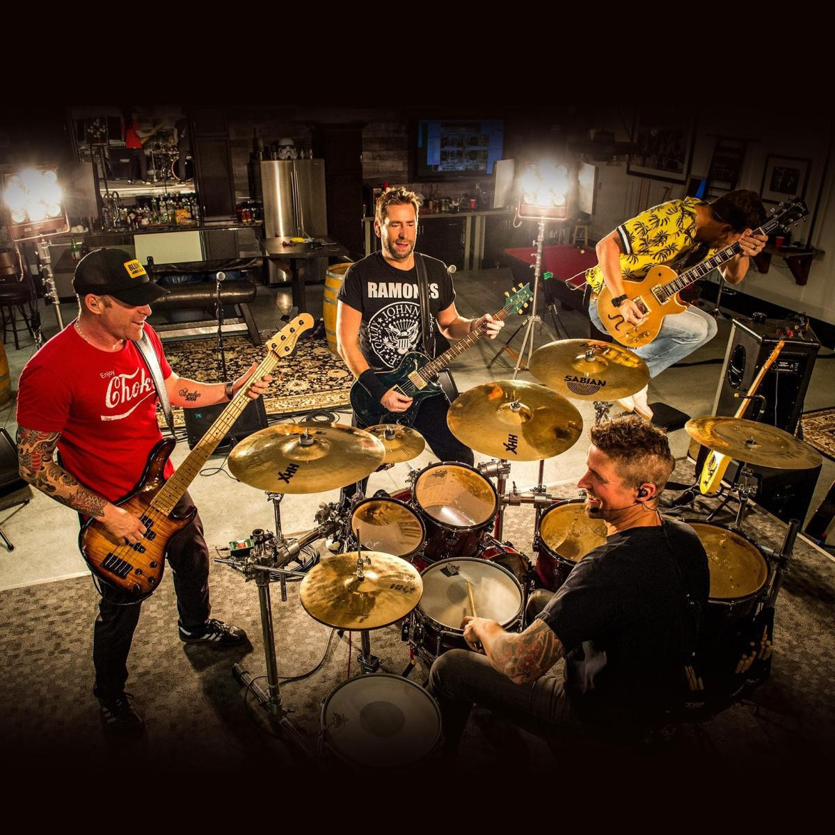 Nickelback & Stone Temple Pilots