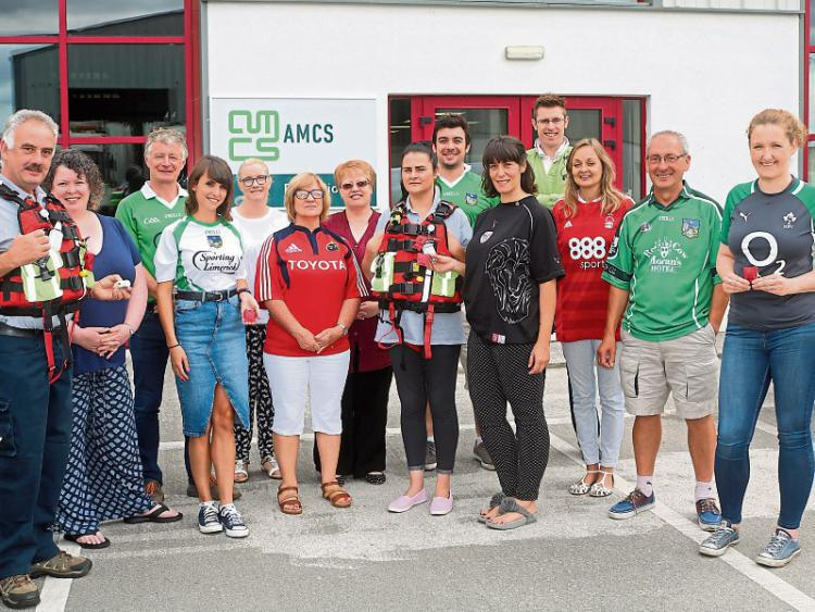 Limerick Leader: Limerick company supports Limerick Suicide Watch.