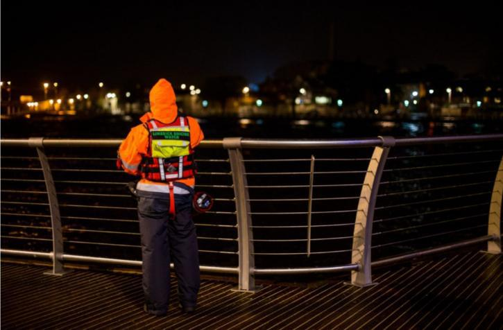 Limerick Suicide Watch looks out on the darkness. By Bernie English, Limerick Post Newspaper