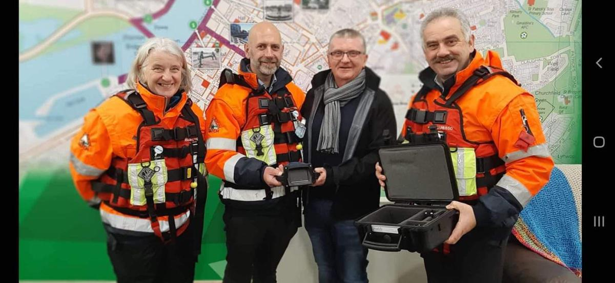 Limerick Suicide Watch receive Thermal Imaging Cameras