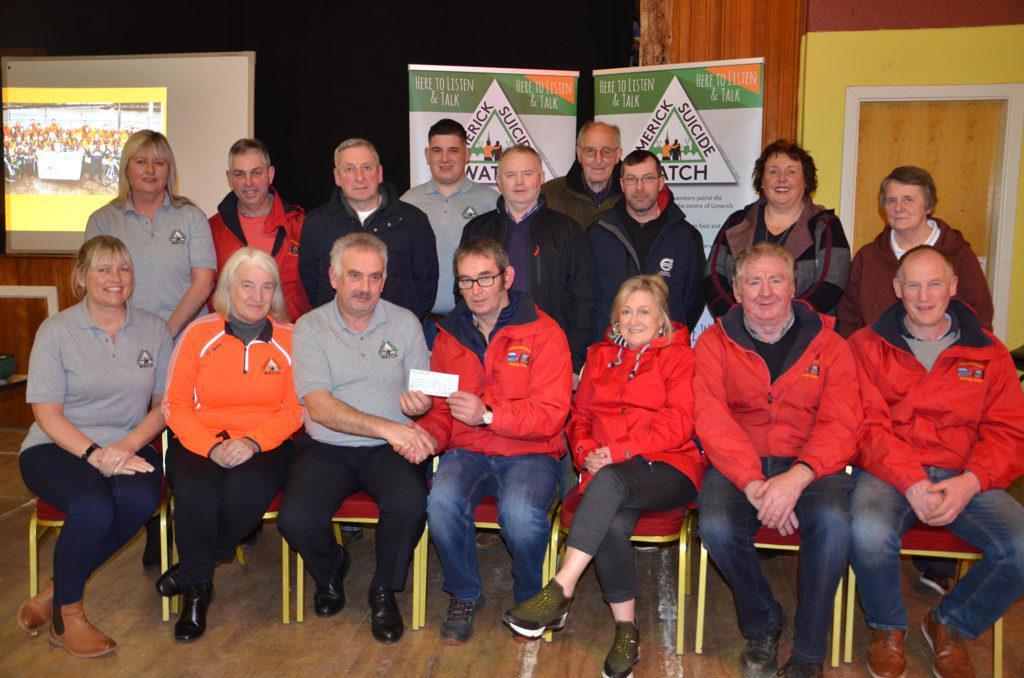 Anglesboro assist Limerick charity