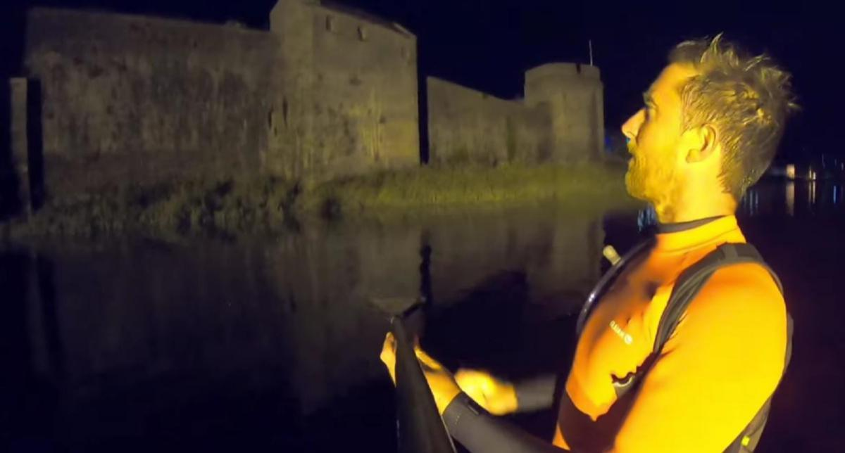 WATCH: SUP Social members dedicate a midnight paddle of the River Shannon to the Limerick Suicide Watch