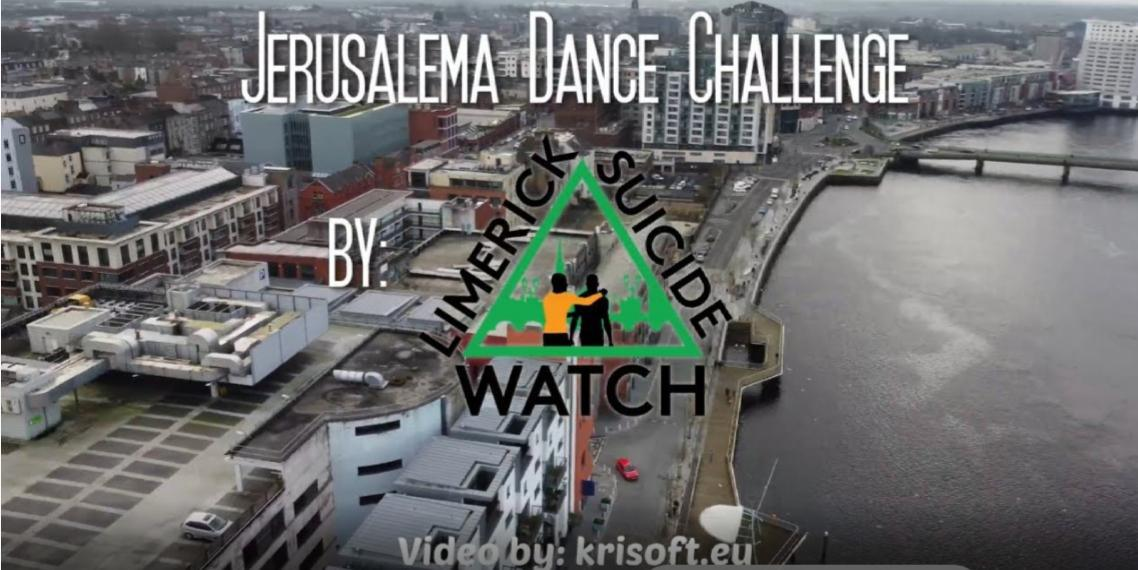 The Limerick Voice-Limerick Suicide Watch joins the Jerusalema Dance Challenge by Ciaran Van Dam