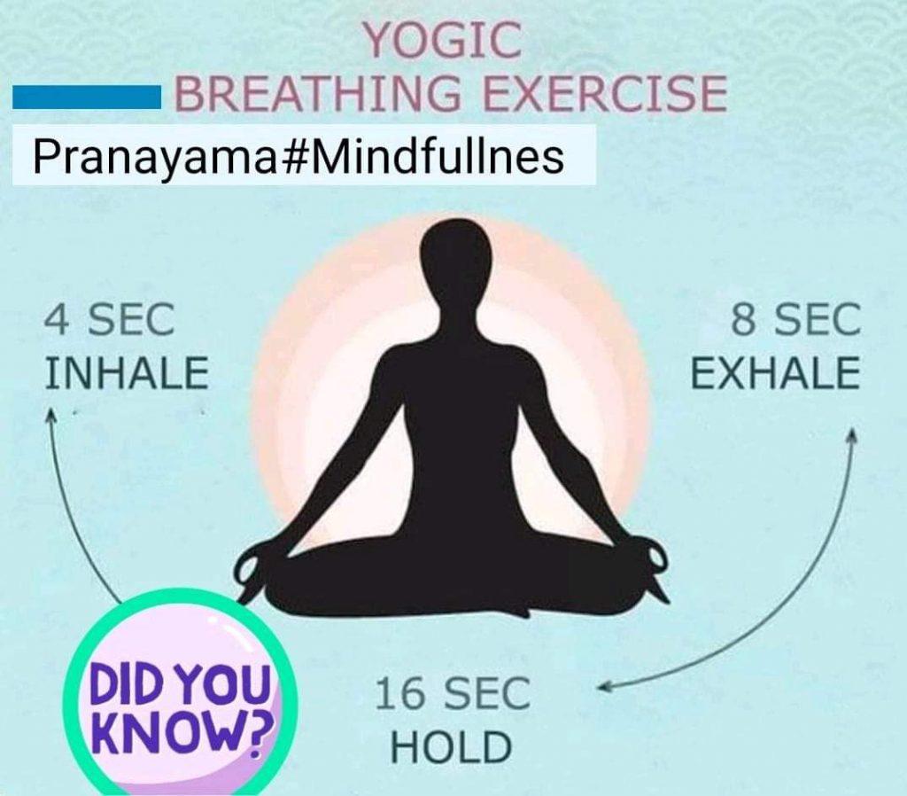 Yogic Breathing exercises