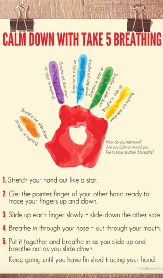 Breathing exercises for Children