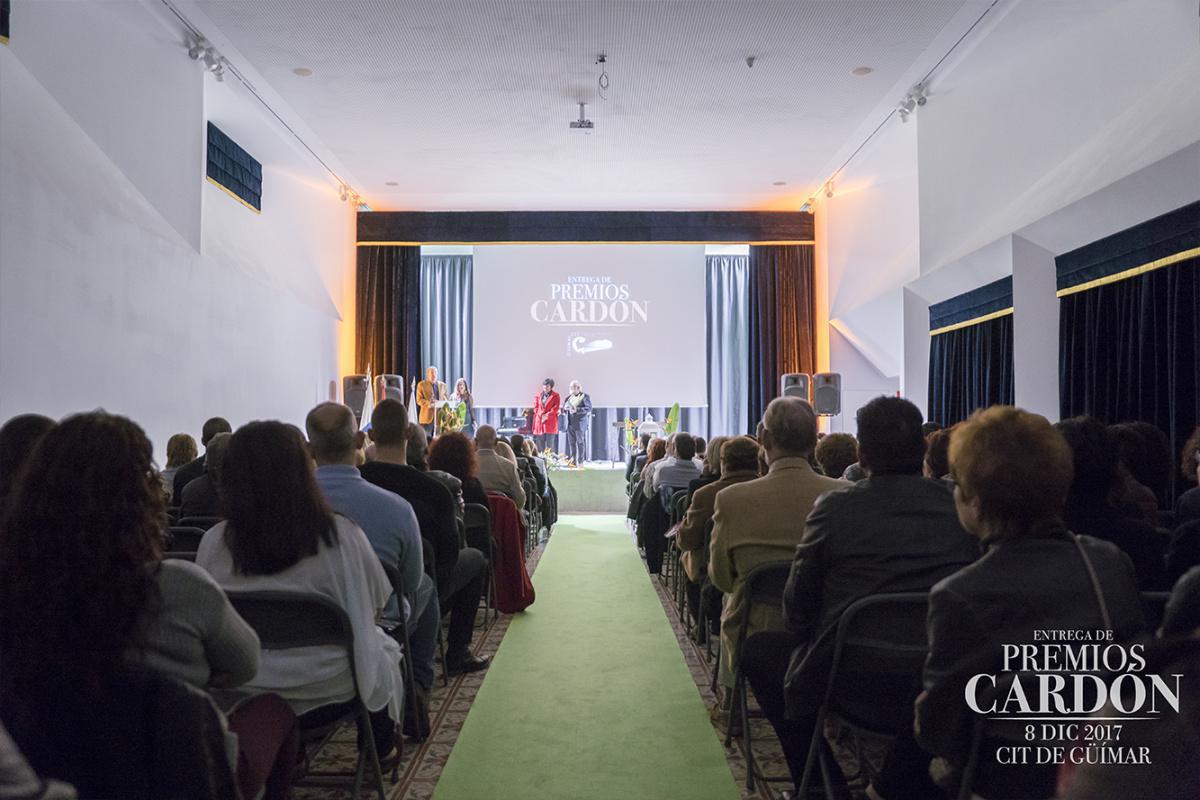 El Museo de El Quijote en el Mundo, Nada en los bolsillos y la Bodega Tempus, Premios Cardón 2017 del CIT de Güímar.