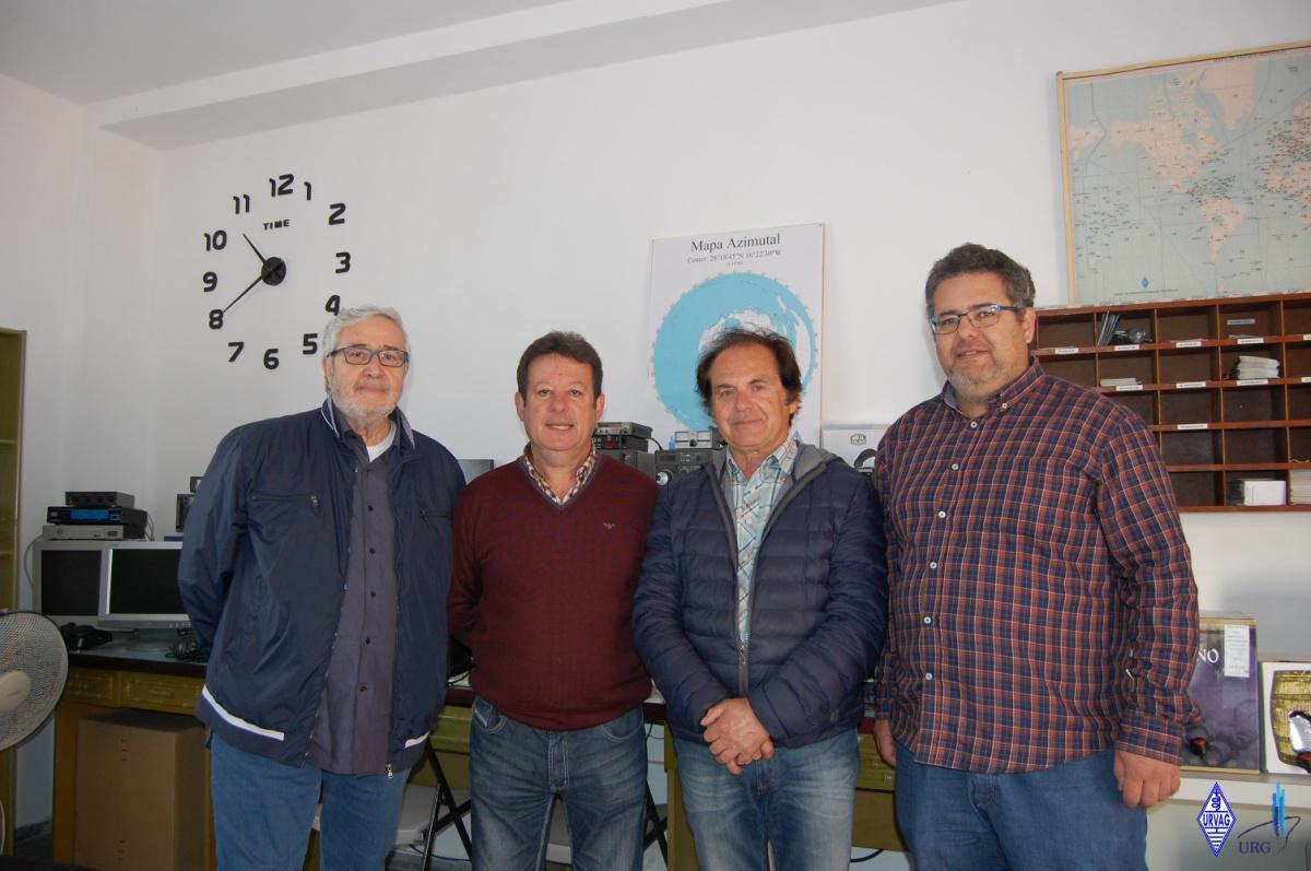 El CIT de Güímar promueve un encuentro entre radioaficionados de Italia, San Marino y Güímar.