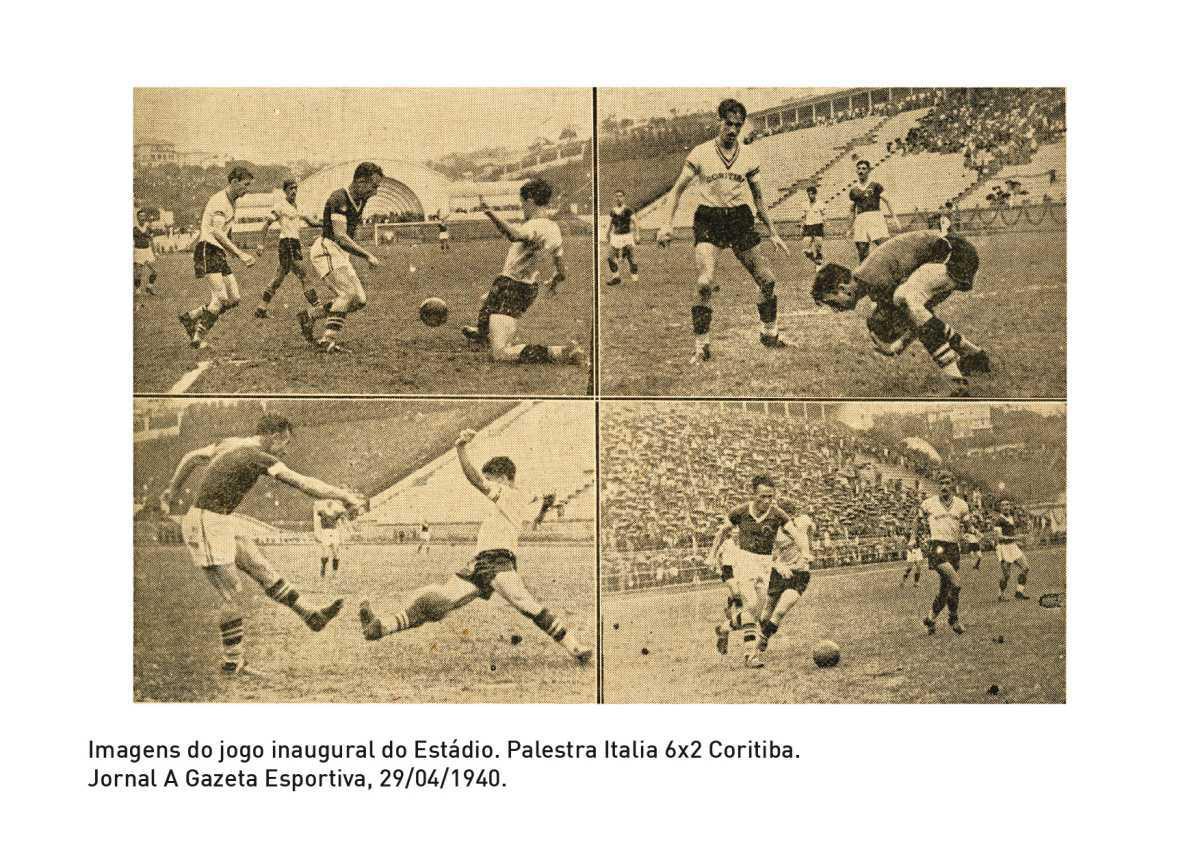 Visita à Arquibancada: o Palmeiras e o Paca!