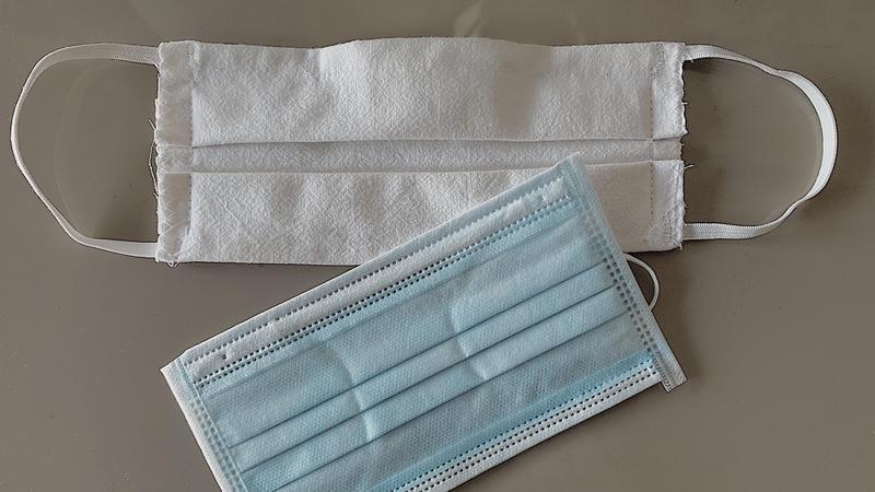 Partage d'information opérationnelle sur les masques à usage non sanitaire