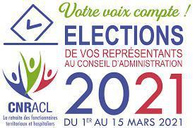 Elections de vos représentants à la CNRACL