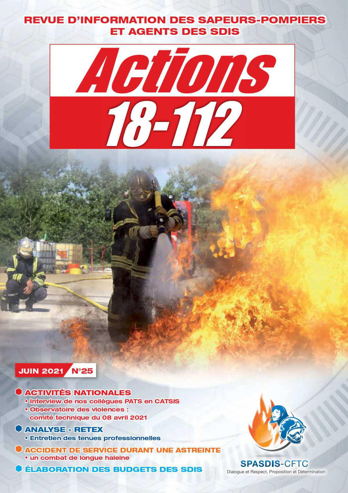 Actions 18-112 - Juin 2021
