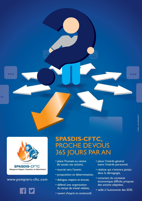 SPASDIS-CFTC Proches de vous