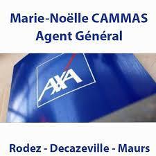 Marie-Noëlle CAMMAS, Agent Général AXA France