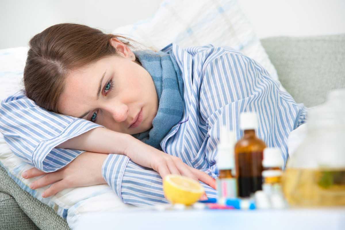 Pomoc při oslabené imunitě