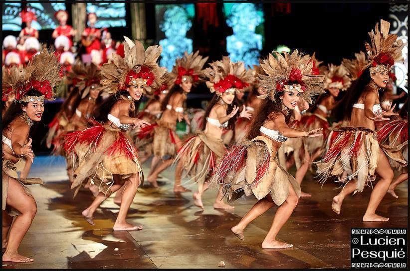 Tamariki Poerani舞團