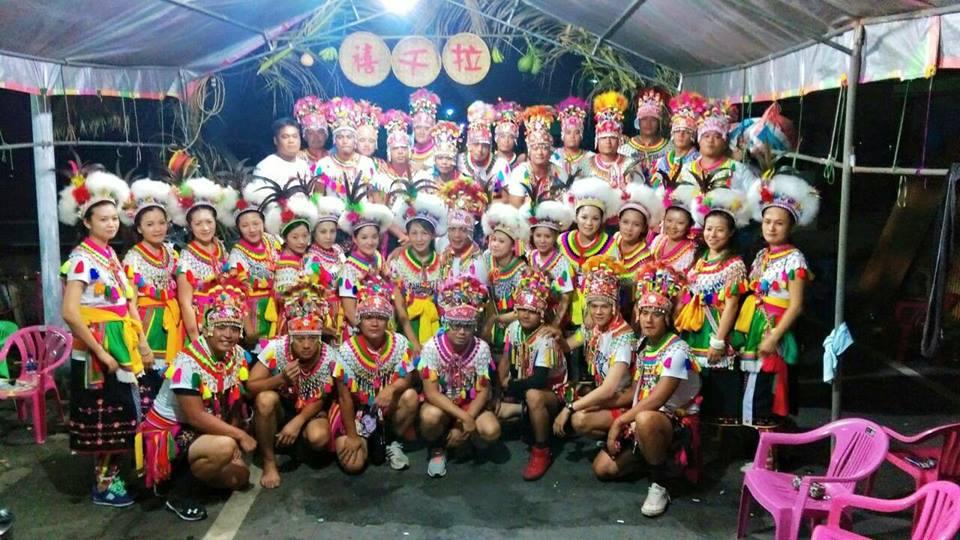 The Dulan tribal village's age sets