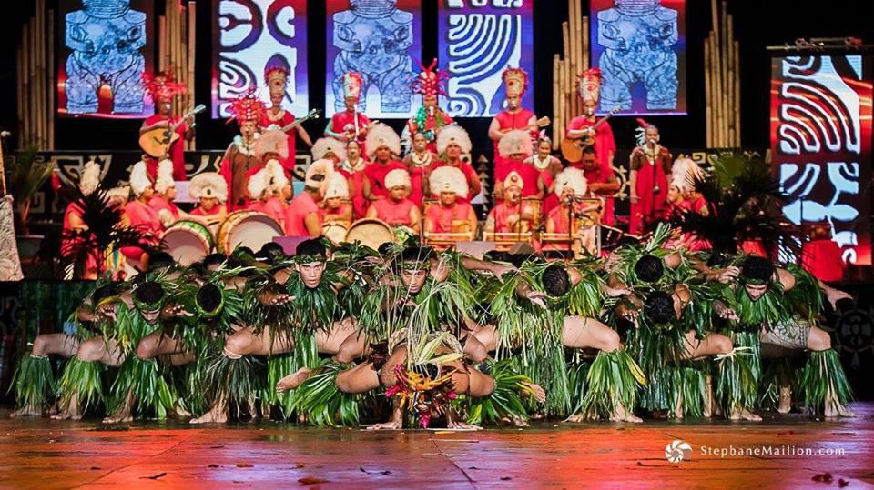 The Tamariki Poerani dance group