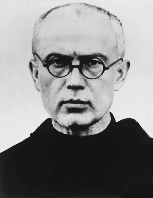 Maximilian Kolbe: Tod für einen Anderen