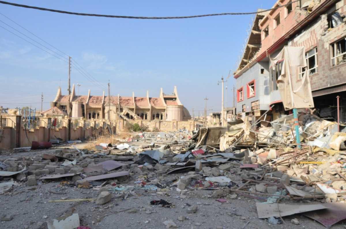 Verfolgte Christen: Ein Neuanfang im Irak