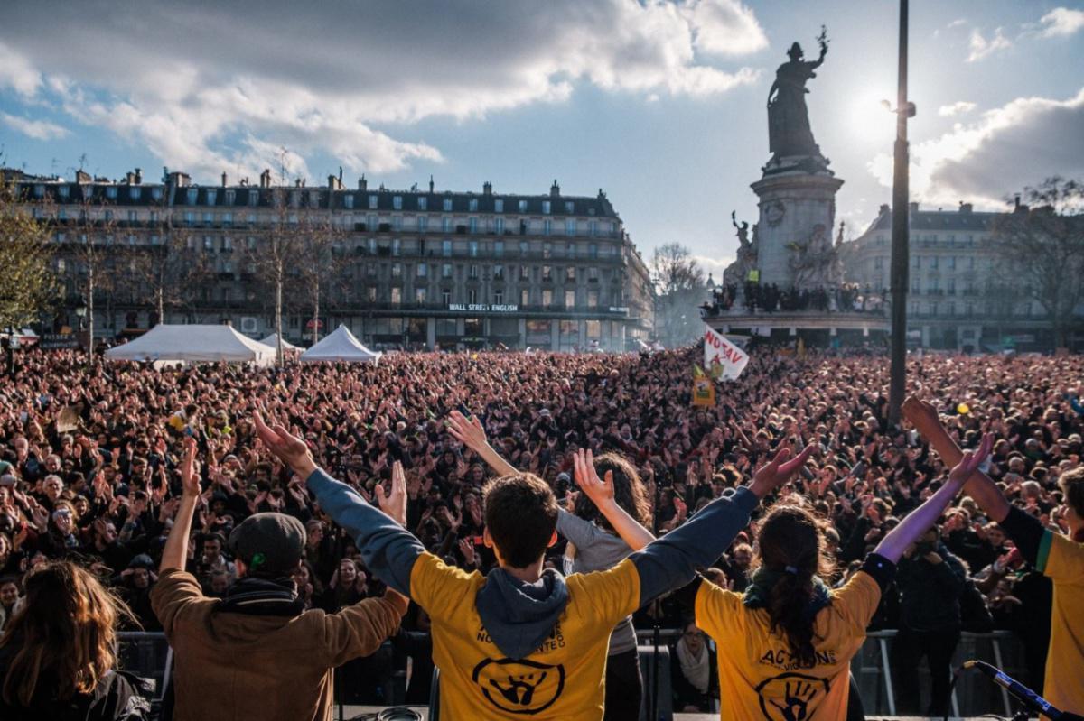 So mobilisiert sich Frankreich gegen die Klimakrise