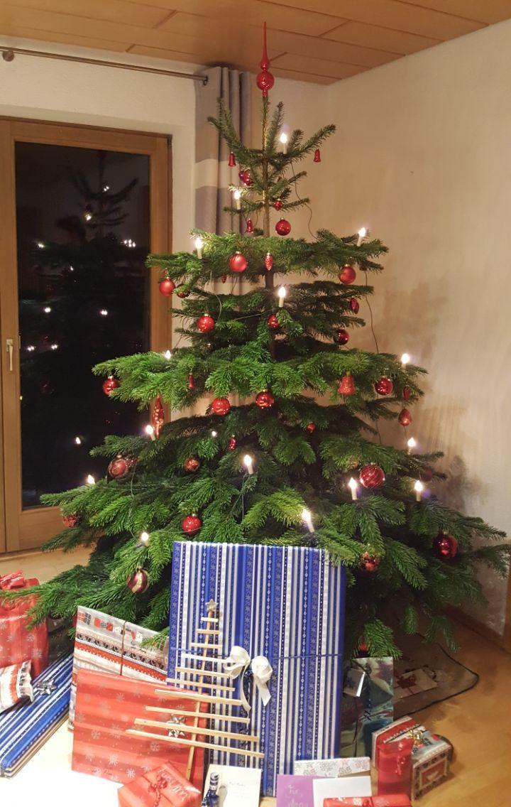 Jetzt ist Weihnachten!