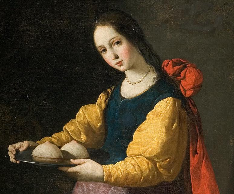 Agatha von Catania: Eine heilige Stellvertreterin