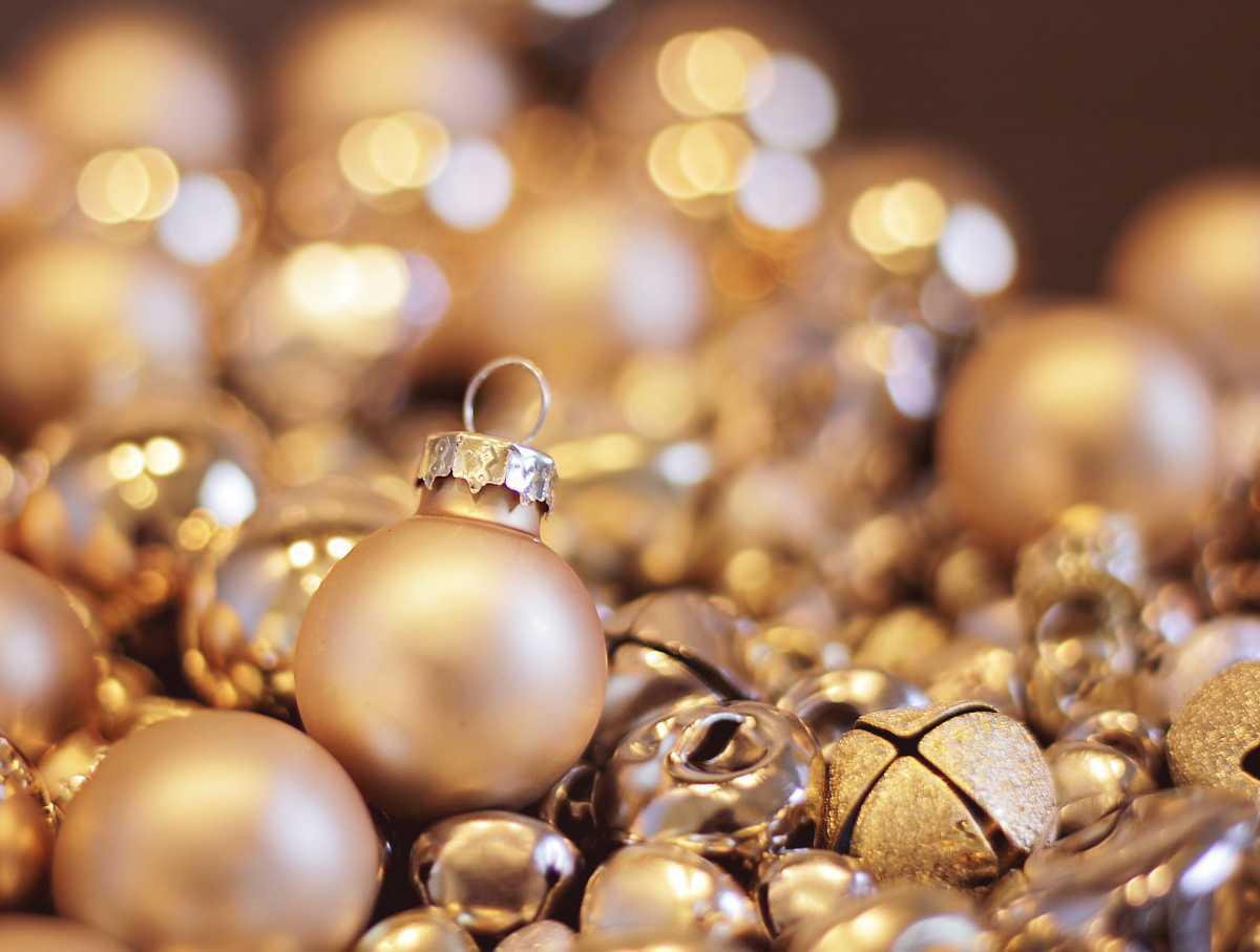 Wann ist das Ende für die Weihnachtsdeko?