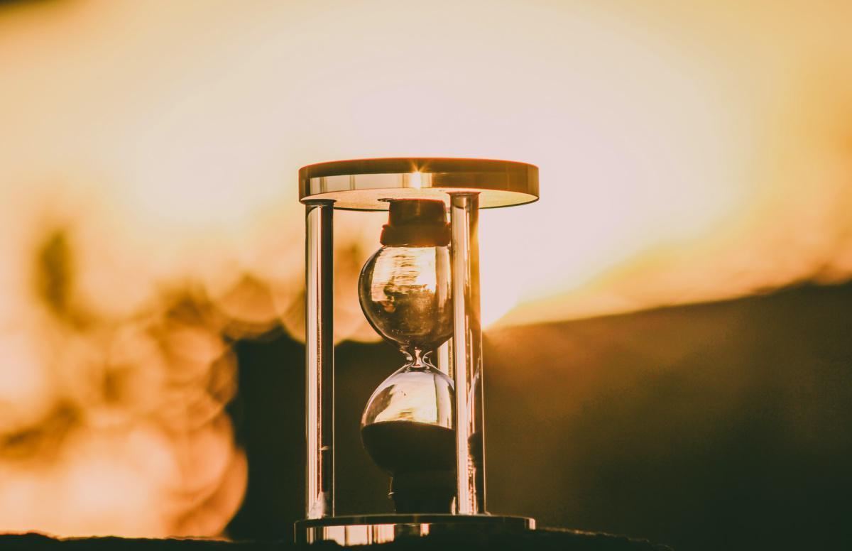 Das Spiel der Zeit - Der neue Alltag des Wartens