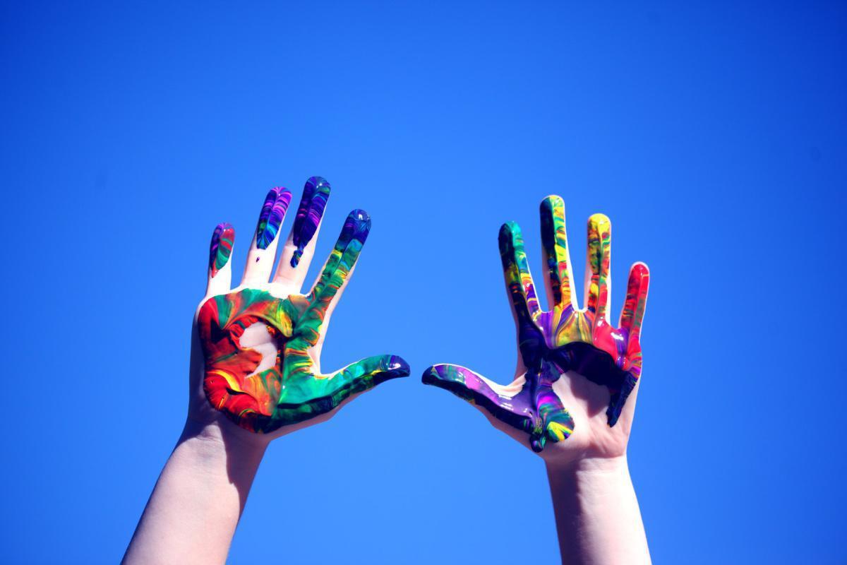 ART - Die Magie der Farben
