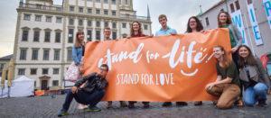 Zu Fuß durch vier Länder bei der internationalen ProLife Tour 2020
