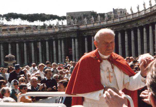 Johannes Paul II.: Der Gigant