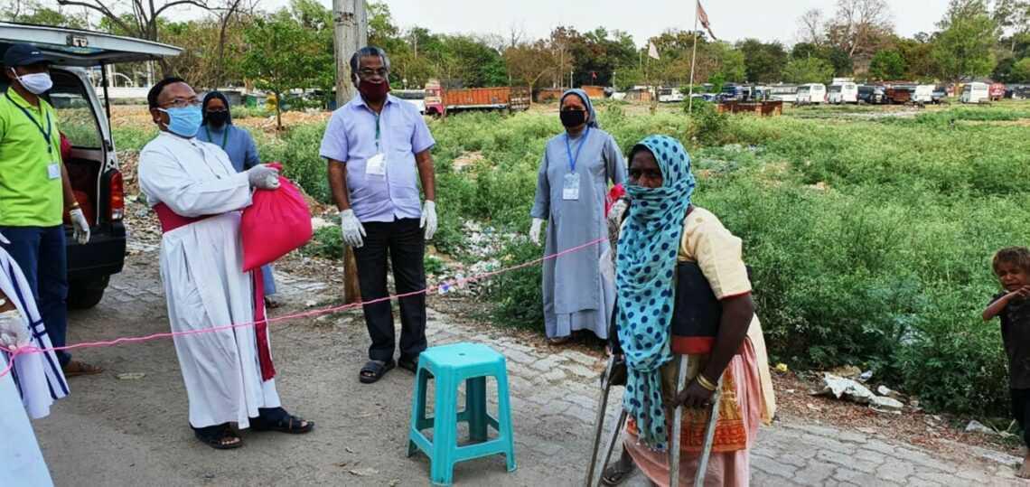 Kirche in Not: Corona-Hilferufe aus Indien
