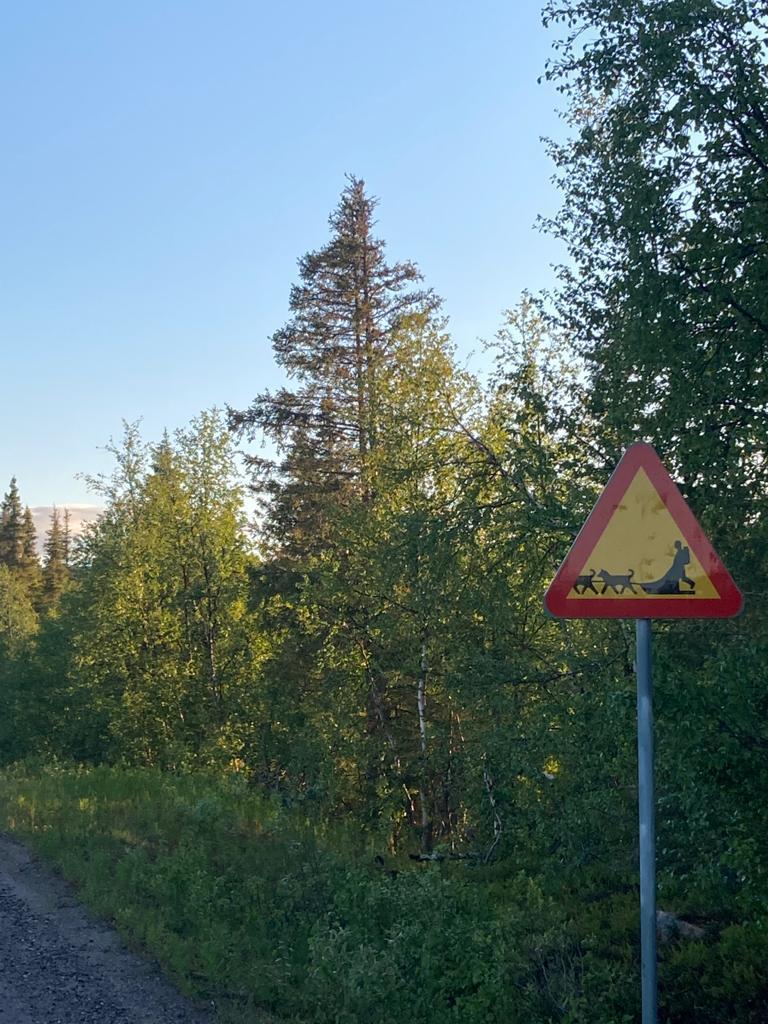 Schweden – Camping im Schein der Mitternachtssonne