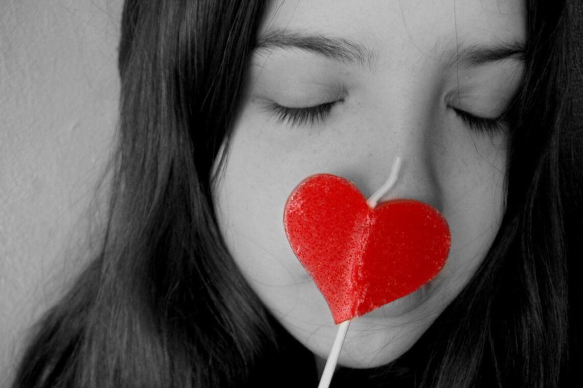 Nicht nur Liebeskummer tut weh