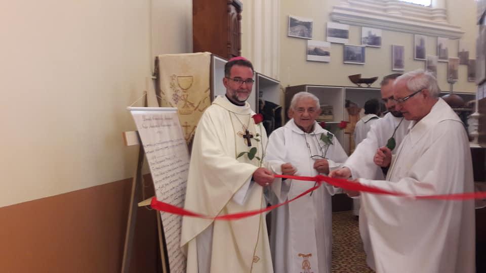 Santuário Nossa Senhora de Caravaggio comemora o dia do Padre e inaugura Memorial com celebração especial.