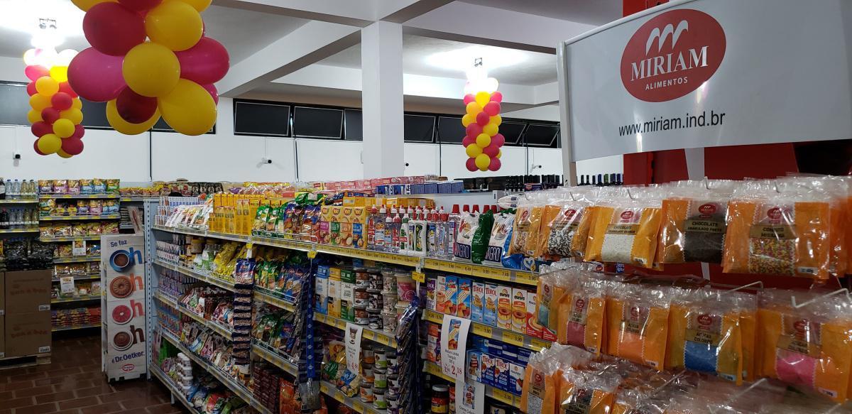 Cooperativa Majestade inaugura Supermercado em Paim Filho.