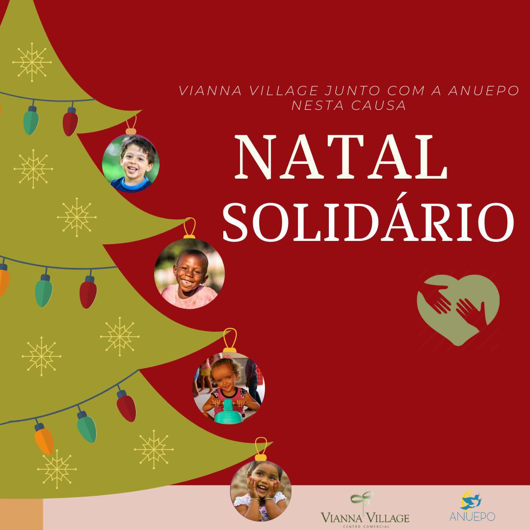 Natal Solidário no Vianna Village